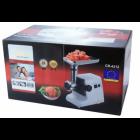 Электромясорубка 2в1 + Соковожималка для кухни Crownberg CB 4212 2500 Вт Мясорубка с реверсом - изображение 5