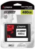 """Kingston DC500M 480GB 2.5 """"SATAIII 3D TLC (SEDC500M/480G) - зображення 3"""