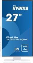 Монітор IIYAMA XUB2792QSU-W1 A /С (XUB2792QSU-W1 A /С) - зображення 4