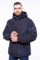 Куртка однотонная Time of Style 191P98854 M Чернильный - изображение 1