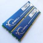 Комплект оперативной памяти G.Skill DDR2 4Gb KIT of 2 800MHz PC2 6400U CL5 (F2-6400CL5D-4GBPQ) Б/У - изображение 4