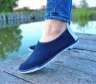 Мокасины Desun 36 23,5 см синий - изображение 1