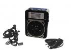 Радіоприймач Golon RX-9133 SD/USB з ліхтарем - зображення 7