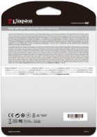 Kingston KC2000 1TB NVMe M.2 2280 PCIe 3.0 x4 3D NAND TLC (SKC2000M8/1000G) - изображение 4