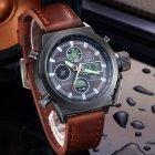 Мужские Армейские Противоударные Часы AMST 3003 Brown - изображение 2
