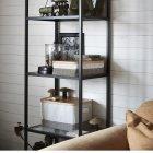 Коробка с крышкой IKEA (ИКЕА) RABBLA 25x35x20см коричневая бежевая (603.481.25) - изображение 3