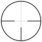 Прицел оптический Hawke Vantage 30 WA 2.5-10х50 сетка L4A Dot с подсветкой. 39860112 - изображение 2