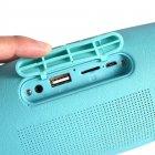 Портативная Bluetooth колонка T&G 165 (Gray) - изображение 3