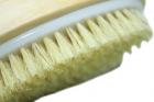 Щітка FROM FACTORY MMQ для душу масажна 2в1 з дерев'яною ручкою 42см - зображення 8