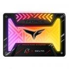 "SSD 500GB ASRock T-Force Delta Phantom Gaming RGB 2.5"" SATAIII TLC (T253PG500G3C313) - изображение 1"
