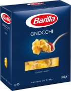 Макароны Barilla Gnocchi №85 ракушка 500 г (8076802085851) - изображение 3