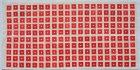 Коврик Аппликатор Кузнецова ПЛАСТ 35х70 см (200 шт) на пластиковой основе - изображение 1