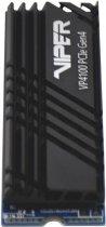 Patriot Viper Gaming VP4100 500GB M.2 2280 NVMe PCIe 4.0 x4 3D NAND TLC (VP4100-500GM28H) - изображение 5