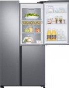 Многодверный холодильник SAMSUNG RS63R5591SL/UA - изображение 6