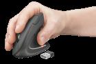 Эргономичная вертикальная беспроводная мышь Trust Verto Wireless Ergonomic Mouse(22879) - изображение 3