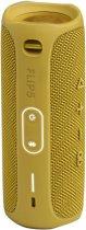 Акустическая система JBL Flip 5 Yellow (JBLFLIP5YEL) - изображение 5