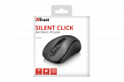 Бесшумная мышь Trust Siero Silent Click Wireless Mouse(23266) - изображение 7