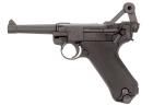 Пневматичний пістолет KWC P-08 Luger Parabellum KMB-41 DHN Blowback - зображення 2