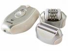 Епілятор жіночий 2-в-1 Rozia HB-6005 Silver - зображення 2