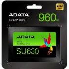"""Накопичувач SSD 2.5"""" 960GB ADATA (ASU630SS-960GQ-R) - зображення 6"""
