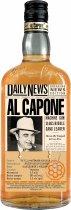 Напиток алкогольный Солодовый с медом AL CAPONE 0.5 л 38% (4820136353124) - изображение 1