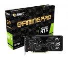 Відеокарта GF RTX 2060 6GB GDDR6 GamingPro Palit (NE62060018J9-1062A) - зображення 1
