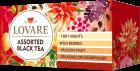 Чай черный Lovare Ассорти 4 вида по 6 шт пакетированный 24х2 г (4820097815686) - изображение 2