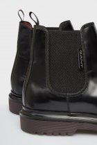 Мужские черные кожаные челси BEAUMONT Gant 40 21651005 - изображение 6