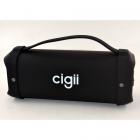 Портативна бездротова Bluetooth колонка Cigii F61 бумбокс Чорна (F00937423) - зображення 1