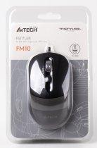 Миша A4Tech FM10 USB Grey (4711421942119) - зображення 6