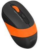 Мышь A4Tech FG10 Wireless Orange (4711421942256) - изображение 5