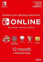 Nintendo Switch Online Gift Card 12 місяців EU- регіон - зображення 1