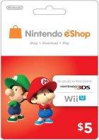 Nintendo eShop Card $5 (USA) - зображення 1
