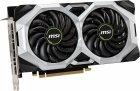 MSI PCI-Ex GeForce RTX 2060 Ventus OC 6GB GDDR6 (192bit) (1710/14000) (3 x DisplayPort, 1 x HDMI) (RTX 2060 VENTUS 6G OC) - зображення 3
