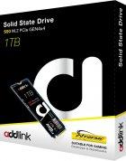 AddLink S90 1TB NVMe M.2 2280 PCIe 4.0 x4 3D NAND TLC (ad1TBS90M2P) - зображення 3