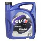Моторное масло Elf Evolution 900 DID 5W-30 5л - изображение 1