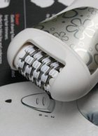 Эпилятор Gemei 4 в 1 электорбритва, роликовая пилка, пемза - изображение 2