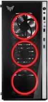 Корпус Crown CMC-GS10R 600 Вт Black (CMC-GS10R 600W PLUS) - изображение 3