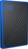 "Western Digital My Passport Go 1TB 2.5"" USB 3.0 Blue (WDBMCG0010BBT-WESN) External - изображение 2"