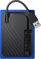 """Western Digital My Passport Go 500GB 2.5"""" USB 3.0 Blue (WDBMCG5000ABT-WESN) External - зображення 7"""