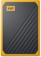 """Western Digital My Passport Go 1TB 2.5"""" USB 3.0 Yellow (WDBMCG0010BYT-WESN) External - зображення 1"""