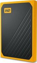 """Western Digital My Passport Go 1TB 2.5"""" USB 3.0 Yellow (WDBMCG0010BYT-WESN) External - зображення 3"""