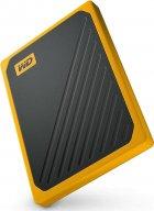 """Western Digital My Passport Go 500GB 2.5"""" USB 3.0 Yellow (WDBMCG5000AYT-WESN) External - зображення 4"""