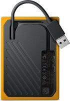 """Western Digital My Passport Go 500GB 2.5"""" USB 3.0 Yellow (WDBMCG5000AYT-WESN) External - зображення 7"""