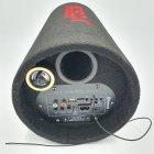 """Колонка беспроводная Сабвуфер 6"""" Bluetooth FM 12В и 220В 600W BOSCA черная - зображення 6"""