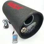 """Колонка беспроводная Сабвуфер 8"""" Bluetooth FM 12В и 220В 800W BOSCA черная - зображення 1"""