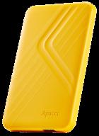 "Жесткий диск Apacer AC236 2TB 5400rpm 8MB AP2TBAC236Y-1 2.5"" USB 3.1 External Yellow - изображение 3"