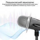 Микрофон Promate Tweeter-8 Mini-jack 3.5 мм Black (tweeter-8.black) - изображение 3