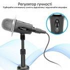 Микрофон Promate Tweeter-8 Mini-jack 3.5 мм Black (tweeter-8.black) - изображение 5