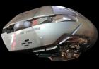 Бездротова ігрова миша на акумуляторі Zornwee CH001 Сіра - зображення 3